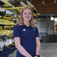 Gold-medal Paralympian took up rowing to help university chances