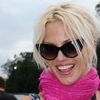 'Such a shining star' – TV and music worlds pay tribute to Sarah Harding