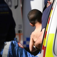 Boy, three, back with family after 'miracle' survival in Australian woodland