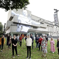 New art installation at Ulster Museum