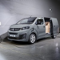 Vauxhall's award-winning all-electric Vivaro-e van is a powerful proposition
