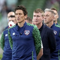Gutsy Irish pinch a draw against Serbia as fortune finally shines on Stephen Kenny