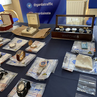 Gardaí in bid to reunite owners with stolen goods including rings and diamonds