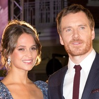 Alicia Vikander confirms she and Michael Fassbender have become parents