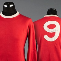 Football memorabilia collection sells for nearly £400,000