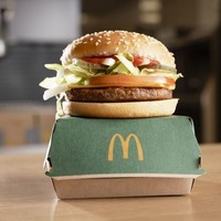 McDonald's launches first plant-based burger in UK and Ireland