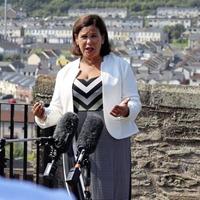 Mary Lou McDonald urges DUP to halt 'divisive' Stormont threats