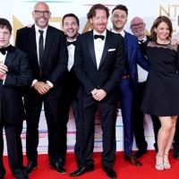 Line Of Duty's Martin Compston dedicates NTA award to the show's fans