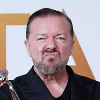 Ricky Gervais hails Netflix as 'the best broadcaster' after NTAs win