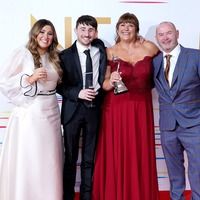 Gogglebox stars pay tribute to late cast members at NTAs