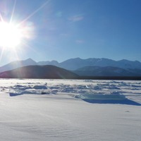 Man seeks companions to tackle charity expedition across frozen lake