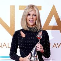 Kate Garraway shares thanks after 'emotional daze' of NTA win