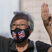 Hong Kong Tiananmen vigil leaders charged with subversion