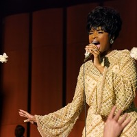 Jennifer Hudson on how Sir Tom Jones helped her embody Aretha Franklin in film
