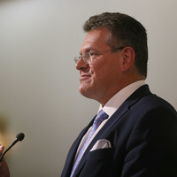 Sir Jeffrey Donaldson says Maros Sefcovic has 'dismissed' concerns over NI Protocol