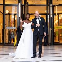 Selfridges hosts first ever wedding as couple opt for secret ceremony