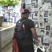 Stars mark 20th anniversary of September 11 terrorist attacks