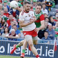 Corinthian man Mattie Donnelly feels more medals in Tyrone