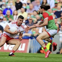 'Despite the doubters, I knew I was made for the big days' - Tyrone's Darren McCurry