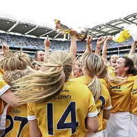 Saffrons secure senior status with All-Ireland win