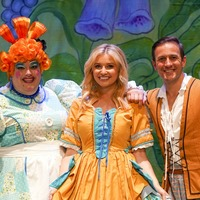 Oh yes we are! Panto stars excited for 'back to normal' Christmas show