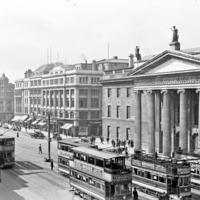 Dublin's O'Connell Street tells the story of Ireland