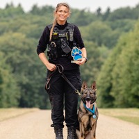 Brave police dogs and handlers recognised at inaugural Thin Blue Paw Awards