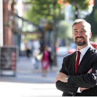 High Flyers: Chris believes in building a better Belfast