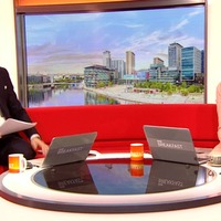 Louise Minchin bids emotional farewell to BBC Breakfast after 20 years