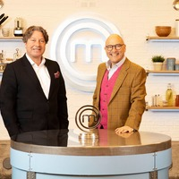 Gregg Wallace: Benefit of Covid filming is not sharing a plate with John Torode
