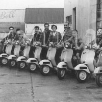 Anne Hailes: The buzz of Vespa's 'little wasp'
