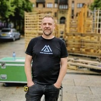 Weekend Q&A: Neil Beattie, lead artist of Culture Night's centrepiece Ogham Grove installation
