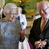President Michael D Higgins hits out at DUP over NI centenary service invite