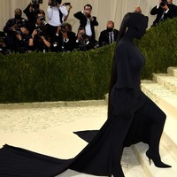 British Library compares Met Gala outfits to medieval art