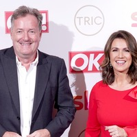 Susanna Reid praises former co-star Piers Morgan following presenting win