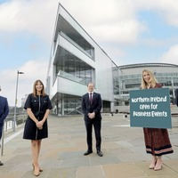 Scheme offers £50 per head to bring conference delegates to Northern Ireland