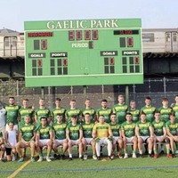 New York, New York... Armagh native Johnny McGeeney guides Bronx club St Barnabas to Big Apple double