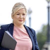 All Sinn Féin MLAs have received the Covid-19 vaccine, Michelle O'Neill says