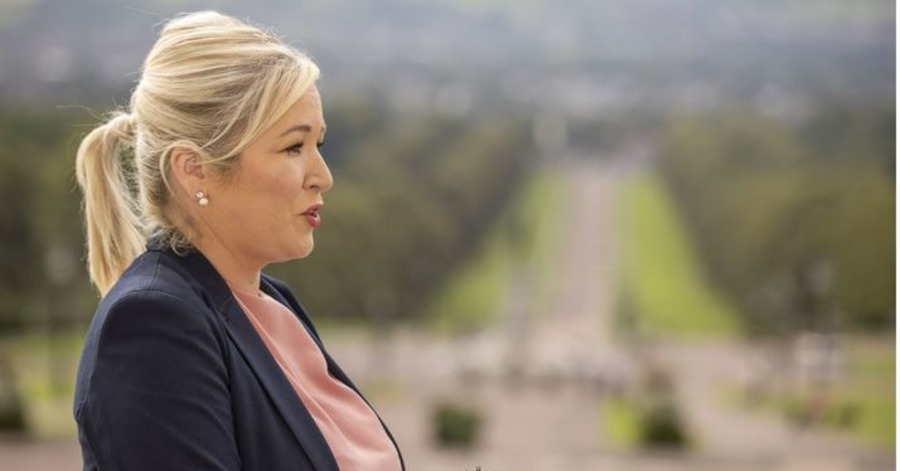 Health service will topple over without Executive support, Michelle O'Neill says