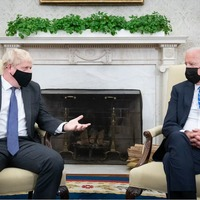 Biden warns Boris: Northern Ireland peace can't be risked over protocol disputes