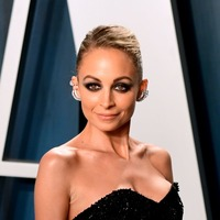 Nicole Richie accidentally sets her hair on fire during birthday celebrations