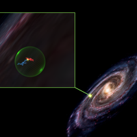 Huge cavity in space sheds new light on how stars form