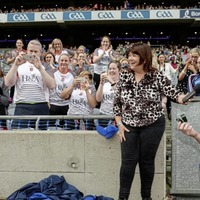 Derry footballer who got engaged in front of fans at Croke Park to marry in December