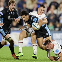 Ulster hold off a late surge from Glasgow