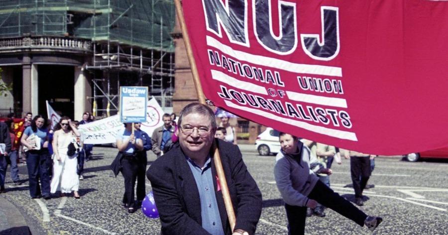 Martin O'Hagan: Vigil for murdered journalist on 20th anniversary of his killing