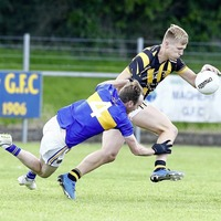 Young Rangers have to learn quickly says Crossmaglen manager Stephen Kernan