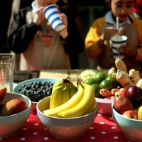 Children who eat more fruit and veg have better mental health – study