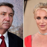 What has Britney Spears said about her father's involvement in conservatorship?