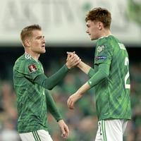 Bradley still in Northern Ireland squad as five senior stars return