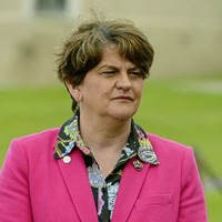 Arlene Foster prepares to vacate assembly seat
